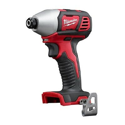 """New Milwaukee M18 1/4"""" Hex Impact Driver 18V Lithium-Ion 2656-20 (Tool Only)"""