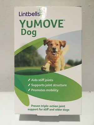 Lintbells Yumove Dog Joint Support Supplement (60 Tablets) Older Dogs