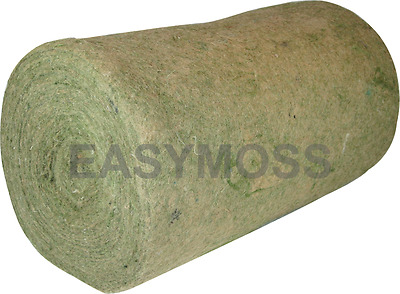 Easymoss Hanging Basket Liner Roll 8m x 0.6m