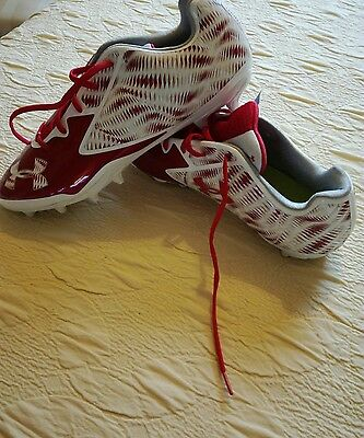Under Armour Boots Size 15