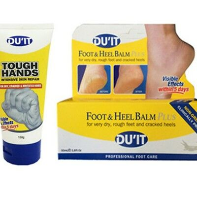 DUIT Tough Hands And Foot Intensive Repair Package 150ml50g forDry Cracked Skin
