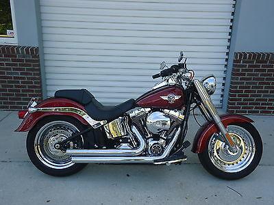 2016 Harley-Davidson Softail  2016 Harley Fat Boy only 149 miles and flawless!!