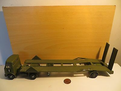 Dinky Toys AEC Articulated Tank Transporter - VNM - Beautiful