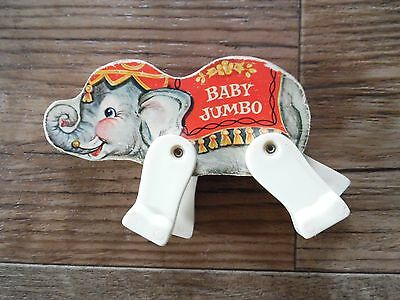 Fisher Price Big Performing Circus Vintage wooden elephant Complete your set!
