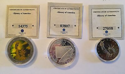 American Mint Coins-History of America