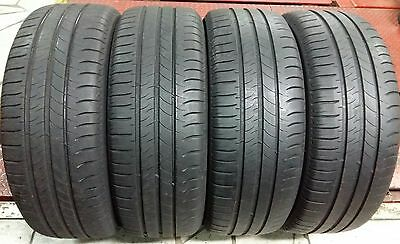 4 Pneumatici Usati / gomme usate 195/55R16 87T MICHELIN ENERGY SAVER