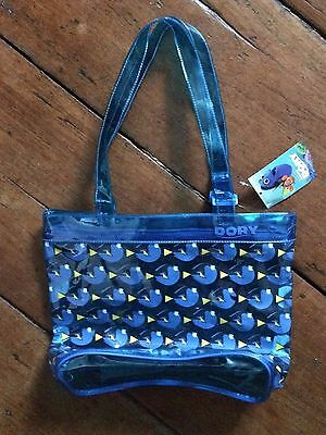 Finding Dory BAG, new with tags, boy or girl, swimming, approx 50cm wide, Nemo