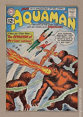 Aquaman (1962 1st Series) #1 VG- 3.5