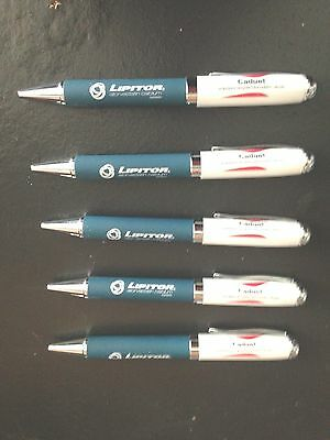 Lipitor Drug Rep Pens New Lot Of 5