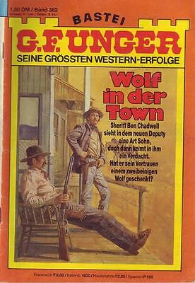 G.F. Unger Band 382 Wolf in der Town