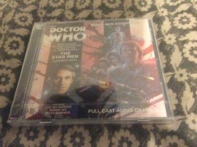 Doctor Who The Star Men Big Finish Cd Sealed New