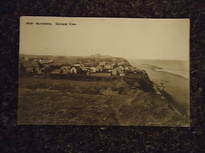 Postcard - General View - Mundesley - Norfolk -1912