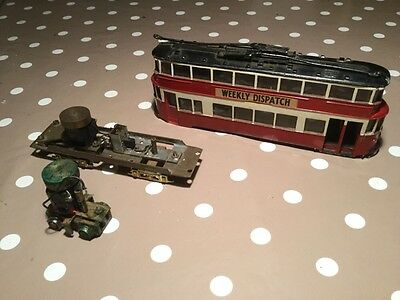 Die Cast Tram Bits And Pieces