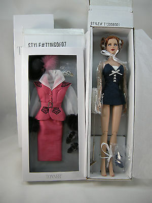 "Deeanna Denton Curvaceous Wigged Basic Tonner 16"" Doll 2012 & MATINEE LUNCHEON"