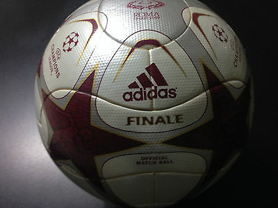 ADIDAS OFFICIAL MATCH BALL FINALE ROMA 2009  - Uefa Champions League 2008/2009 -