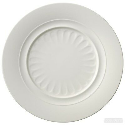 Villeroy & and Boch FARMHOUSE TOUCH RELIEF dinner plate 28cm NEW SCRA