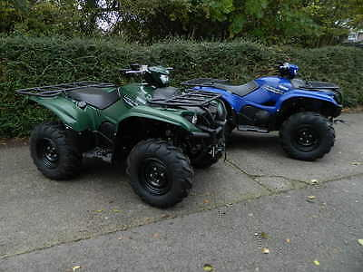 NEW Yamaha Kodiak 700 EPS 4x4 Atv (Grizzly quad bike)