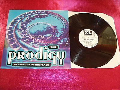 The Prodigy - Everybody In The Place - 12'' N.mint/mint-/xlt-26/a1-B1 Damont/uk