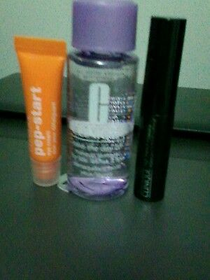 clinique take the day off plus extra sample sizes brand new