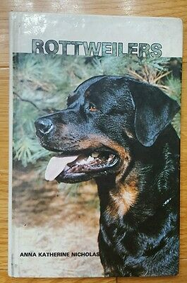Rottweilers book