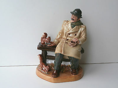 """Royal Doulton """"Lunchtime"""" Figurine HN2485"""