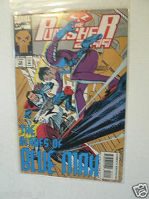 Usa Comic The Punisher 2099 The Blades Of Blue 1994 No 14 Marvel Comics