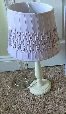 Pottery Barn Kids Lamp with Shade