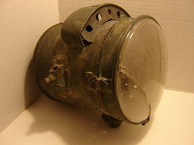 Vintage Dietz Runabout Searchlight Patented 9-04