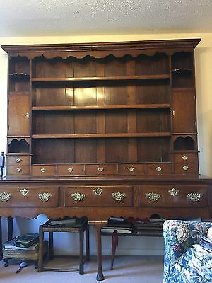 Beautiful Antique Welsh Dresser Very Old