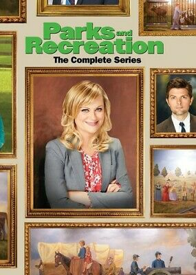Parks & Recreation: The Complete Series - 20 DISC SET (2015, DVD NEW)