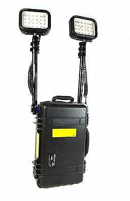 Pelican 9460 RALS Remote Area Lighting System Black TESTED