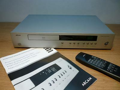 Arcam CD73 CD Player + Remote, Guide & Lead Audiophile HiFi Separate EXCELLENT !