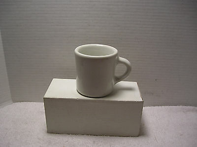 Vintage Wellsville China Restaurant Ware Coffee Cup  1954
