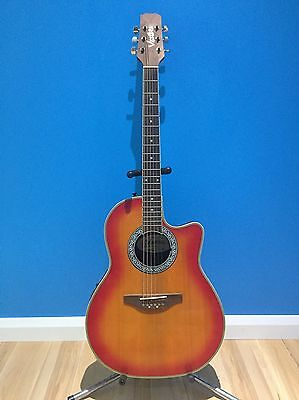 Vester Acoustic/electric Guitar With Stand