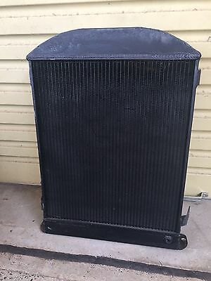 Hot rod Rat rod Model A Ford radiator 1928 1929 1930 1931