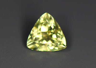 0.86 Cts_Wow !! Amazing Brazilian Gemstone_100 % Natural Heliodore Yellow Beryl