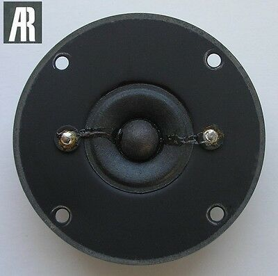 """Acoustic Research 200014-3 1¼"""" cone tweeter for AR18 AR25, c.1979—2 avail—superb"""