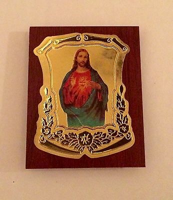 Sacred Heart of Jesus Frame 4""