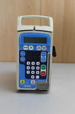 Graseby 500 / 3000 infusion pump with 1x IV giving set