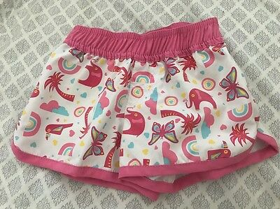 Ripcurl Baby Girl Boardies. Size 0. In Excellent Condition