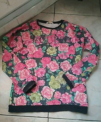 sweat fille Guess taille 12 ans