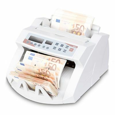 Bank Note Currency Counter Count Machine, Vgc, Boxed (Hbw Pecunia Pc800)