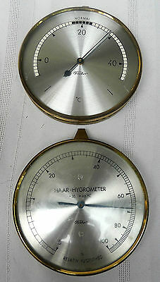 Haar - Hygrometer and Thermometer Made by Fischer Germany