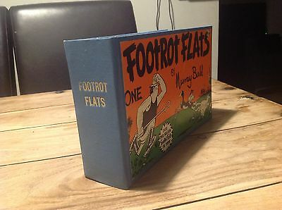 FOOTROT FLATS RARE VOLUMES 1 to 11 HARD COVER MURRAY BALL COLLECTABLE BOUND BOOK