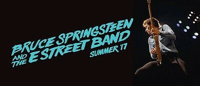 2 Front GA Bruce Springsteen Tickets Melbourne Feb 2 SAVE $250!