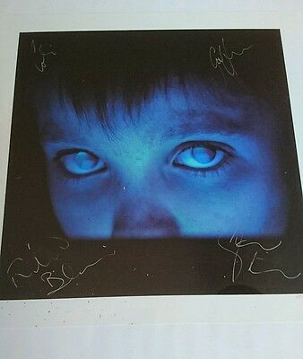 PORCUPINE TREE Fear of a Blank Planet 14 x14 fully signed print.