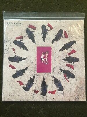 "Biffy Clyro Lonely Revolutions 12"" Vinyl LP Record B-Sides Album Limited to 300"