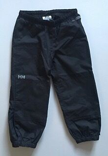 Kids Shell Trousers Pants - Helly Hansen - Snow Cold weather