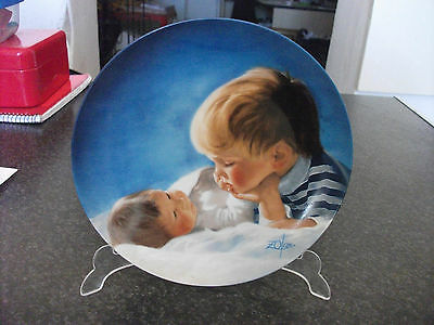 Pemberton And Oakes Brotherly Love Plate