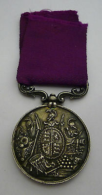 Victorian Army Long Service & Good Conduct Medal - Royal Artillery